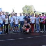 Министерством регионального развития Республики Алтай проведена четвёртая спартакиада среди трудовых коллективов, посвященная дню Строителя